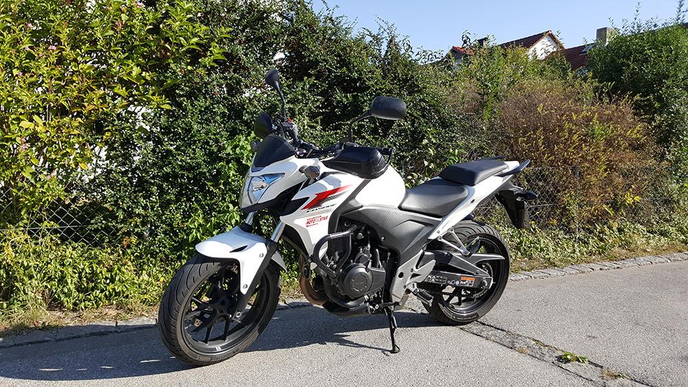 Honda CBF 500 F